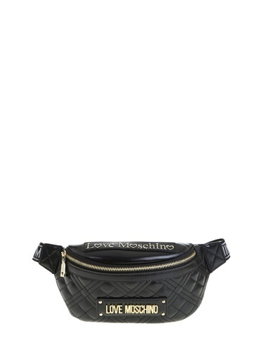 Love Moschino Bel Çantası Siyah